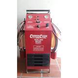 Máquina Limpia Inyector Carbón Clean Tipo Dialisis