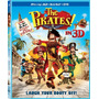 Pelicula Blu Ray The Pirates Band Of Misfits Combo 3d