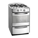 Cocina A Gas Domec Cxnnfrtsv 56 Cms - Multigas - Nueva