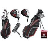 Wilson Profile Xls - Conjunto Completo De Palos De Golf
