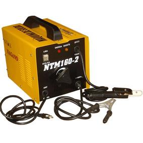Transformador De Solda 160 Ampéres Monofásica - Ntm 160-2