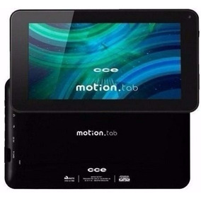 Tablet Cce Motion Tab Tr101 Tela10 Wi-fi,4gb Android Vitrin