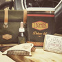 Kit Deluxe Para Barba Y Pelo Legends Con Neceser!! Pomade