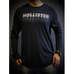 Camiseta Longa Hollister Tam: G