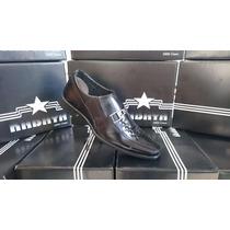 Calçado Masculino Em Couro Kabaya Ref. 710