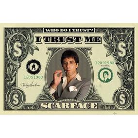 Poster Scarface - Filme - Produto Licenciado