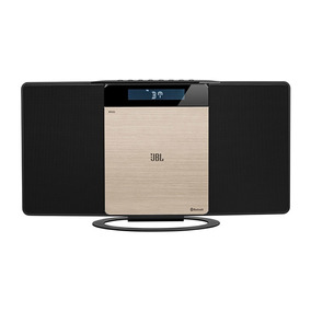 Micro System Jbl Ms202 10w Rms Bluetooth Aux Usb Fm Cd Despe