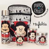 Equipo Matero - Termo Bolso Mate - Mafalda !!