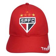 Boné São Paulo Spfc Modelo 1 Sl