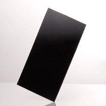 Acrilico Negro 3mm Paquete 6 Hojas 60x30 C/u