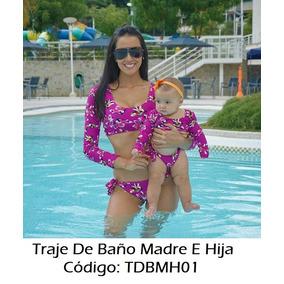 Traje De Baño Madre E Hija