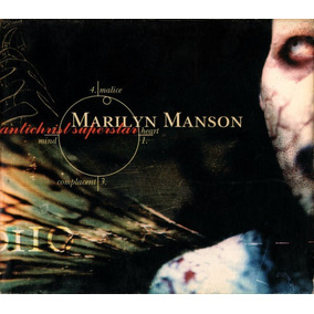 Marilyn Manson Antichrist Superstar Cd Nuevo Importado Stock