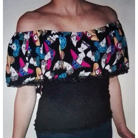 Hermosas Blusas Modelos Campesinas Y Cuello Halter