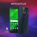 Motorola G6 Plus 4gb Ram 64gb Dual Sim | 6 Cuotas S/int.