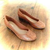 Sapato Caramelo Azaleia Lindo Festa Social!