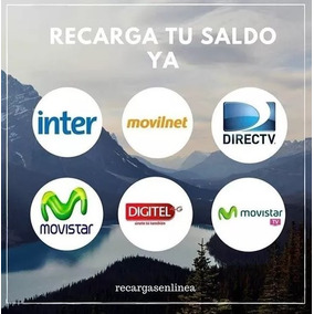 Movistar Tv Recarga De Saldo Transferencias