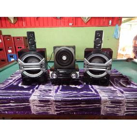 Equipo De Sonido Panasonic Akx800