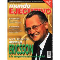 Mundo Ejecutivo - Ericsson - Aseguradoras - Maquiladores