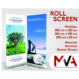 Parantes, Roll Screen, Displays