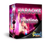 Karaoke Mega Pack Pistas Karaoke 180 Gb Platino 2018