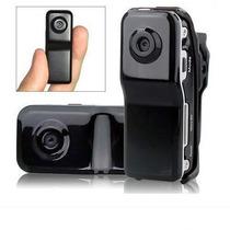Filmadora Mini Dv Dvr Câmera Vídeo Espiã Capacete Esporte