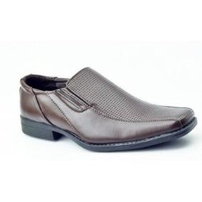 Zapatos Casuales De Vestir Sintetico Caballero Solo Talla 44