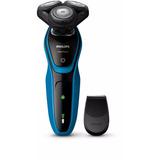 Philips Aquatouch S5050 Afeitadora Eléctrica En Húmedo Y Se