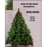 Venta De Árbol De Navidad Super Coposo
