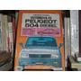 Jean Marie Brunner. Automoviles Peugeot 504 Diesel. Ilustrad