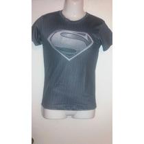 Polera Deportiva Superman