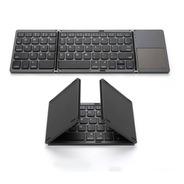 Mini Teclado Bluetooth Recargable Touchpad Plegable - Slim