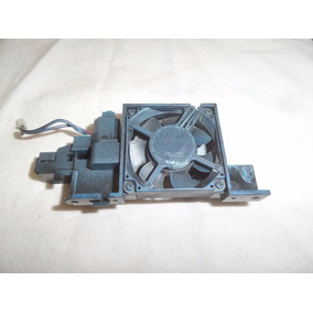 Chave Power + Cooler Gamecube - Peças Nintendo Gamecube