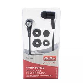 Fone De Ouvido Para Celular Com Microfone Kolke Kae 101