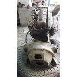 Motor Perkins 6354 Diésel 6 Cilindros Completo Para Reparar