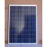 Painel Placa Solar Célula Fotovoltaica 80w + Controlador 10a