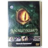 Dvd Anaconda 2 - A Caçada Pela Orquídea Sangrenta - Original