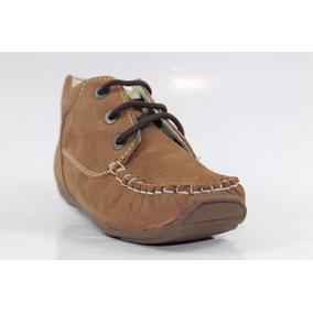 Zapatos Pingo Sandy Color Arena Para Niño