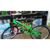 Bicicleta Montañera Aro 26 Suspen. Freno De Disco