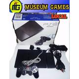 Play 2 Playstation 2 Chipeada +pes 17 + Memory + Gtia 30 Dia