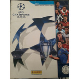 Album Panini De La Uefa Champions League 2012 2013