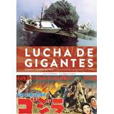 Lucha De Gigantes Godzilla Gamer, Mothra Editorial Diabolo