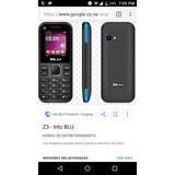 Blu Z3 100% Nuevos Com 6 Meses De Garantia