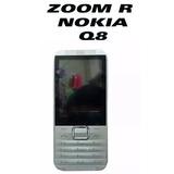 Celular Teléfono R Nokia Q8 Doble Sim Nuevo Sellado Garantía