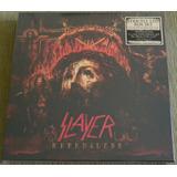 Slayer Repentless Box Vinil + 2cds + Blu-ray 12 Vezes Sem Ju
