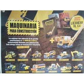 Maquinarias De Construcción Colección Nación Esc 1/87