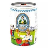 Cerveza Alemana Weidman Hefeweiss Trigo Barril 5l - Paternal
