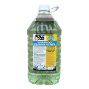 Shampoo Desengrasante Ph Neutro  Auto Espuma Activa Full Car