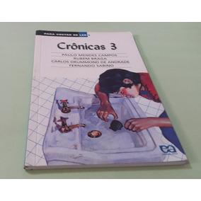 Crônicas 3 - Ática 19ª Edição