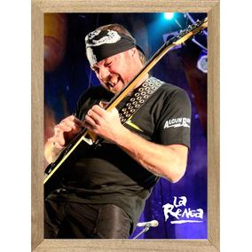 Cuadros De Bandas La Renga Guitarra Solo Y437