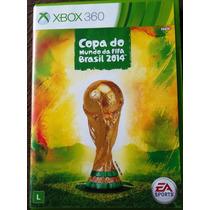 Copa Do Mundo Fifa 2014 Xbox 360 - Original